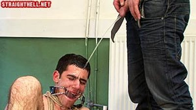 Gay piss in mouth, bondage movie share