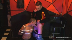 spanish guys bdsm blowjob