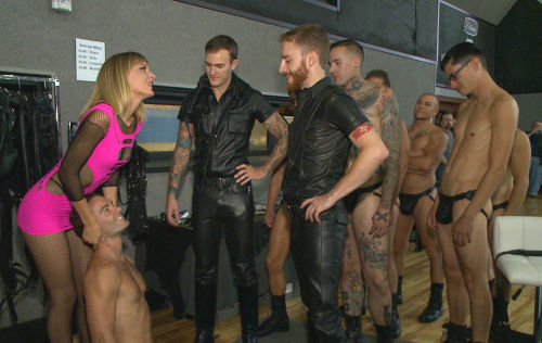 straight boy in gay bdsm submission porn