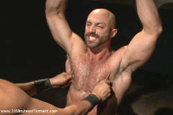 bodybuilder bondage gay sex 2