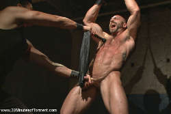 bodybuilder bondage gay sex 3
